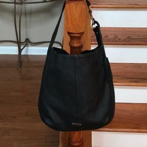 🤩Coach Leather Legacy bucket bag with tassel 🤩